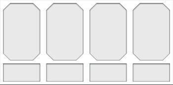 SophisticateSeries Model #T1CS Door Preview