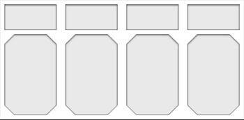 SophisticateSeries Model #T2BS Door Preview