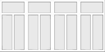 SophisticateSeries Model #T2CS Door Preview
