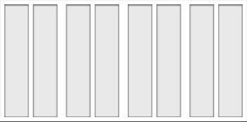 SophisticateSeries Model #T3BS Door Preview