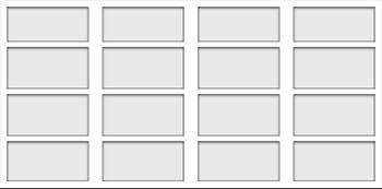 SophisticateSeries Model #T4AS Door Preview
