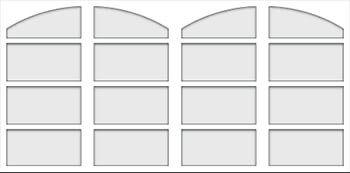 SophisticateSeries Model #T4BS Door Preview