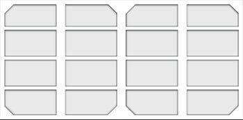 SophisticateSeries Model #T4CS Door Preview
