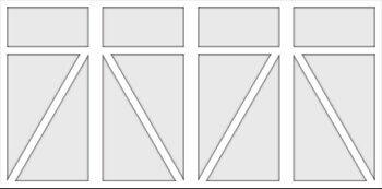 SophisticateSeries Model #T5BS Door Preview