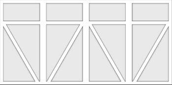 SophisticateSeries Model #T5CS Door Preview