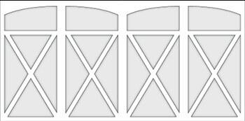 SophisticateSeries Model #T5DS Door Preview
