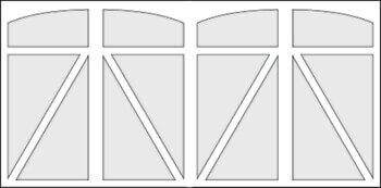 SophisticateSeries Model #T5ES Door Preview