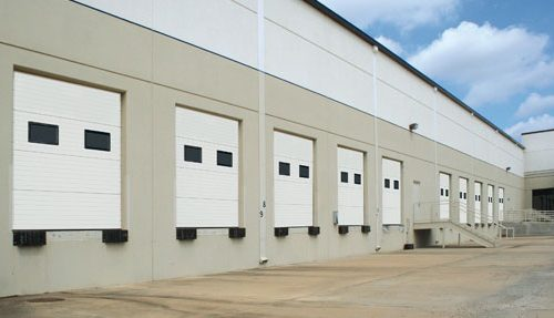 model 270 commercial doors