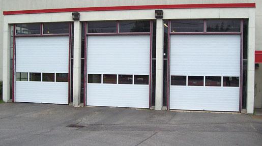 Commercial Insulated Steel Doors