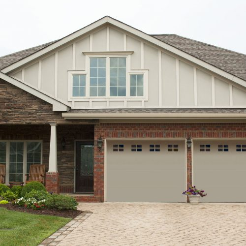 Deluxe Plus \u2013 Model 66 & Steel Garage Doors \u2013 Safe-Way Door