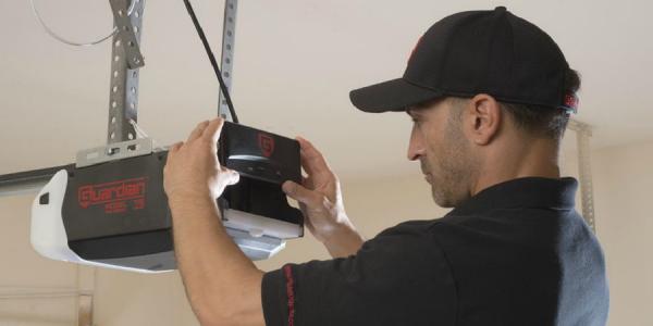 guardian model 715bbu garage door operator