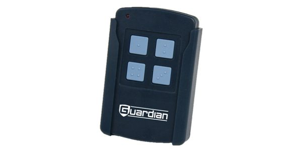 guardian standard 4-button remote control
