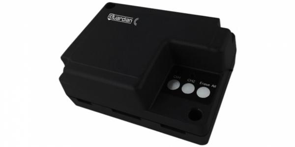 guardian 2- channel external receiver
