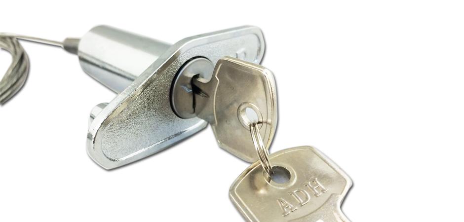 key release
