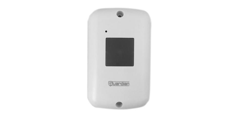 guardian wireless door control push button