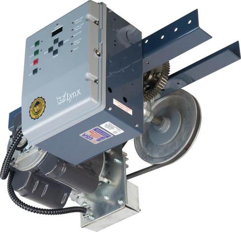 nepoleon industrial duty operator